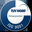 TUV NORD Certificering | Sneltransport Pater Ede