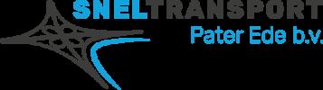 Sneltransport Pater Ede Logo